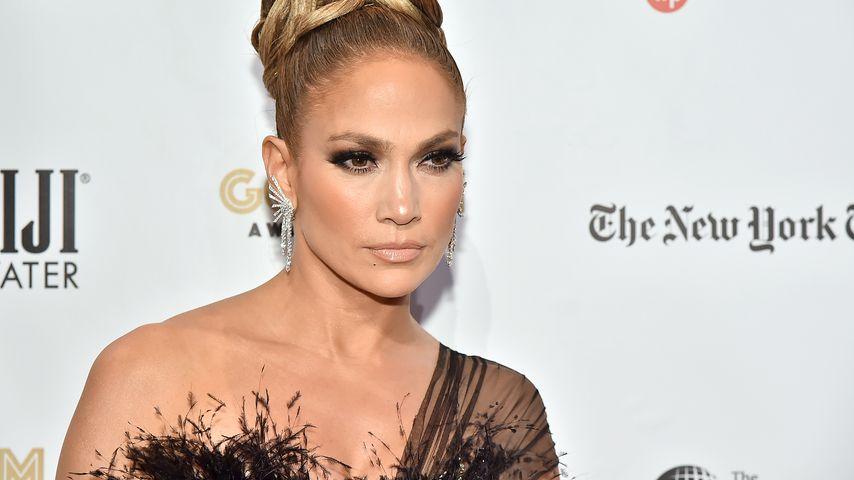 Jennifer Lopez im Dezember 2019