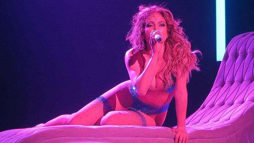 J.Los Las Vegas-Show: So rasten Stars bei ihrem Anblick aus!