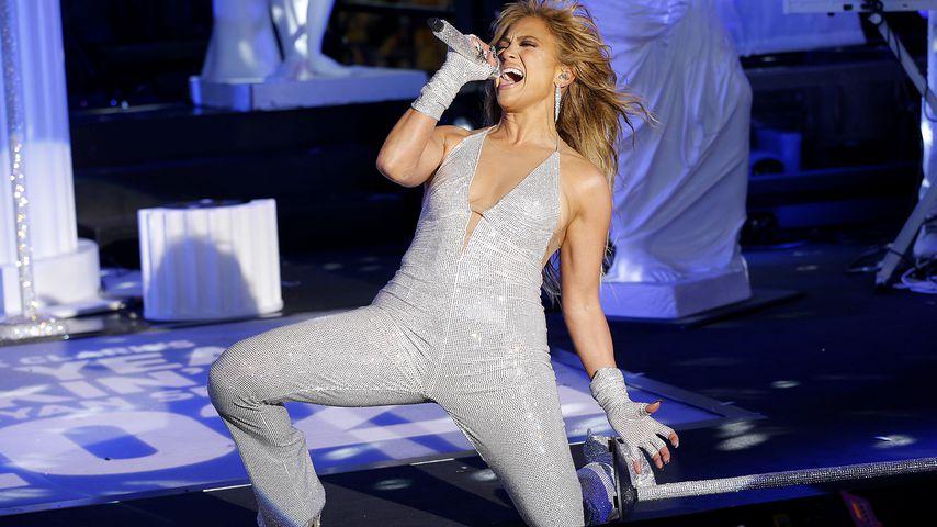 Jennifer Lopez im Dezember 2020