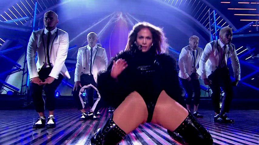 Skandalöser Auftritt: Jennifer Lopez zu vulgär!