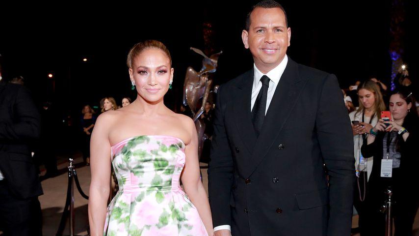 Jennifer Lopez und ihr A-Rod blasen vielleicht Hochzeit ab