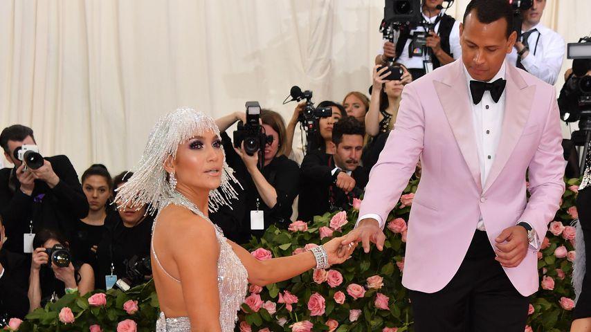 J.Lo spürte bei erstem Treffen mit A-Rod direkt Spannung
