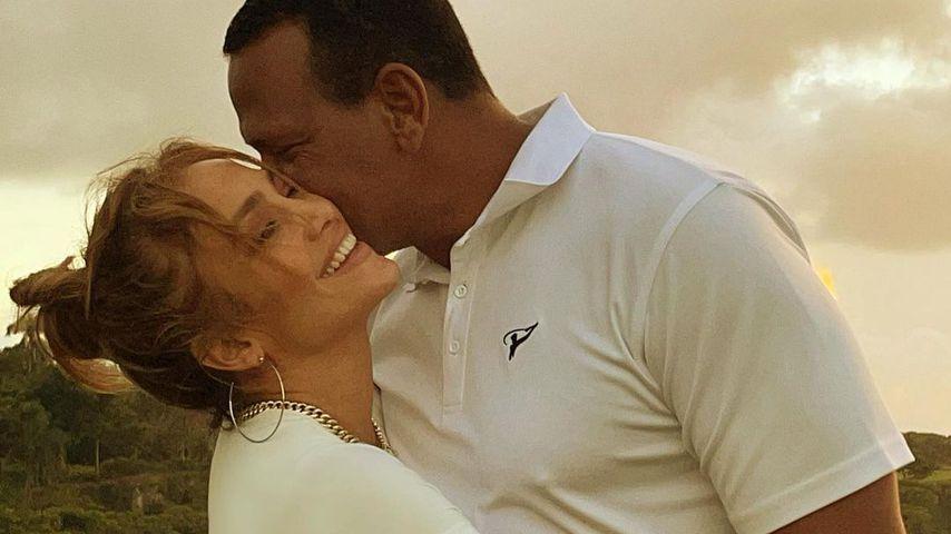 Jennifer Lopez & A-Rod: Das waren ihre schönen Liebesmomente