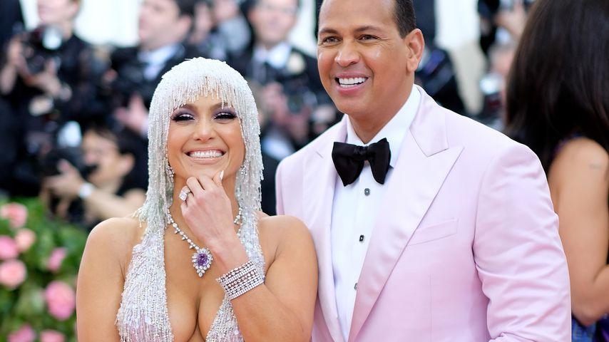 Jennifer Lopez total verknallt: A-Rod und sie ergänzen sich!