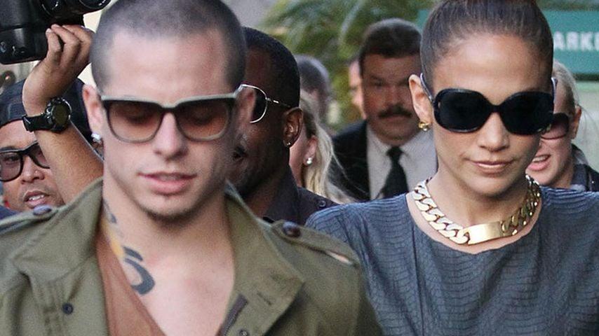Jennifer Lopez: Ist ihr Casper wirklich schwul?