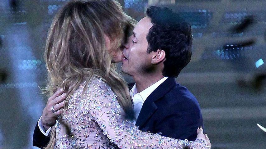 Jennifer Lopez & Marc Anthony wieder vereint?