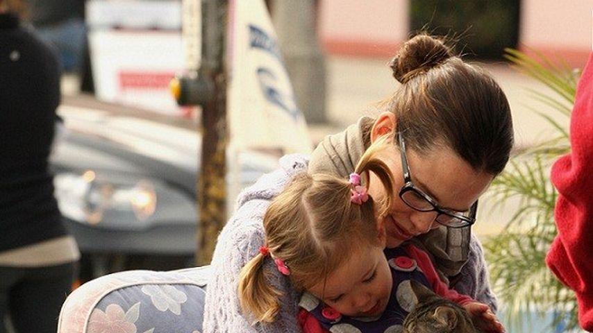Süß: Ein Tierbaby für Jennifer Garners Tochter?