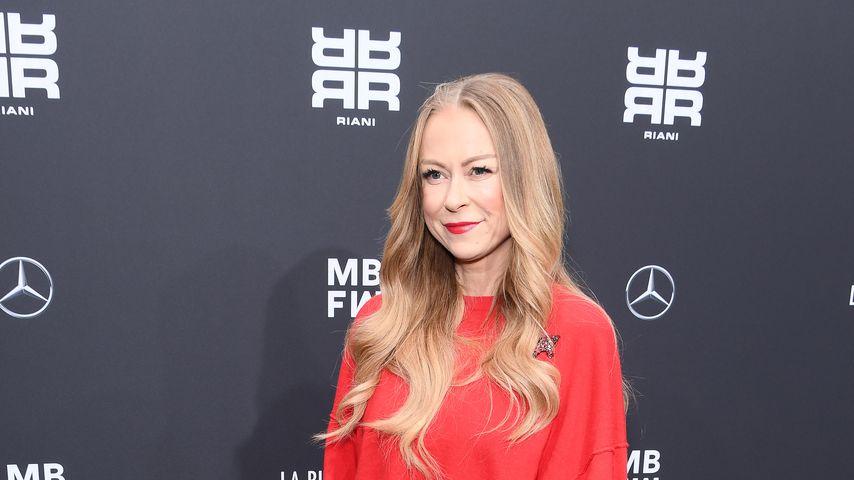 Schauspielerin Jenny Elvers, Januar 2019