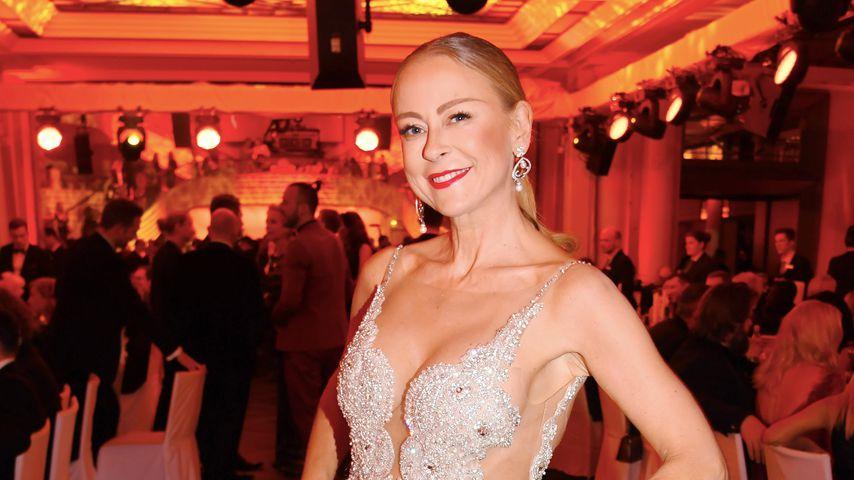 Jenny Elvers beim Deutschen Filmball 2019 in München