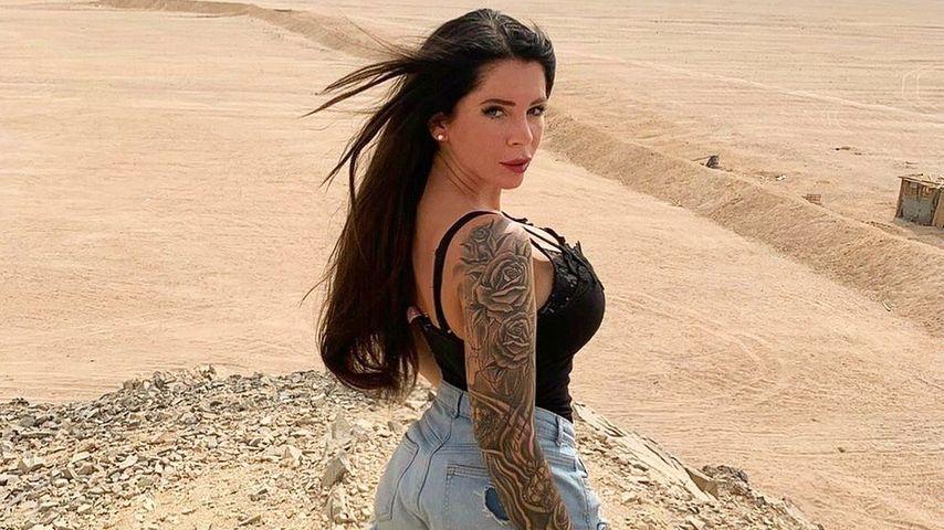 Jenny Frankhauser, TV-Star