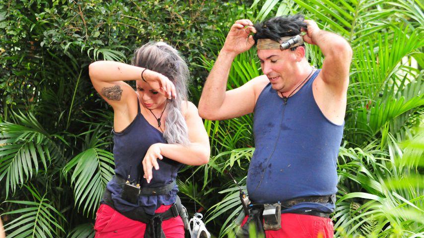 Unfair? 0 Sterne für Jenny & Matthias bei Dschungelprüfung