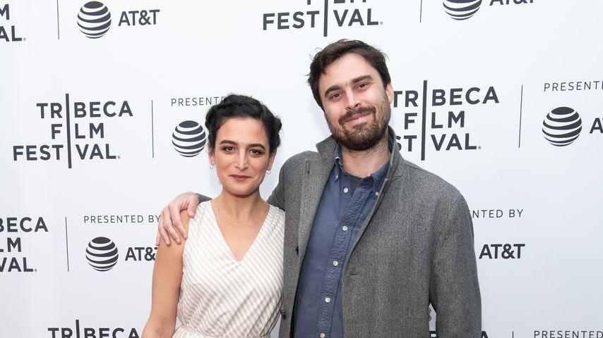 Jenny Slate und Ben Shattuck 2019 in New York