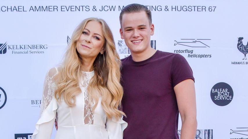 Jenny und Paul Elvers auf der Star Press Media Night Mallorca 2018