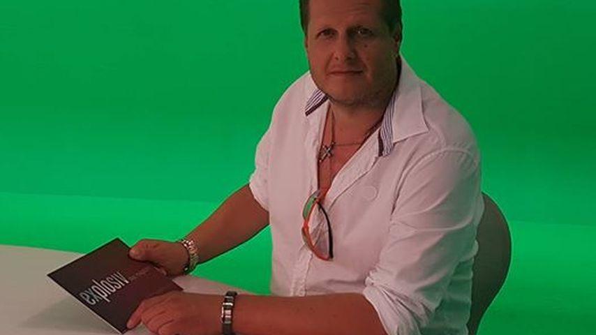 Jens Büchner im RTL-Studio