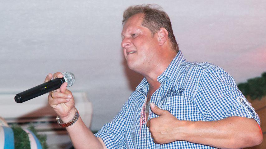 Jens Büchner in Krümels Stadl