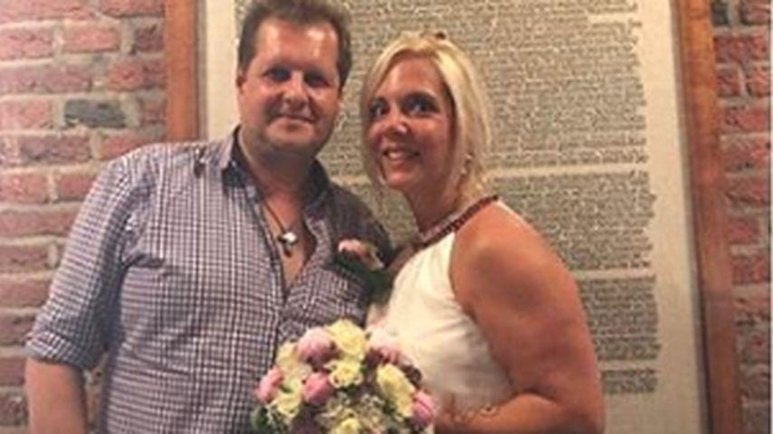Am Hochzeitstag: Danni Büchner trauert um ihren Jens