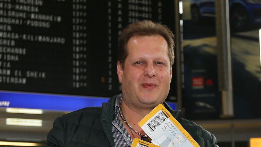 Jens Büchner im Januar 2017 in Frankfurt