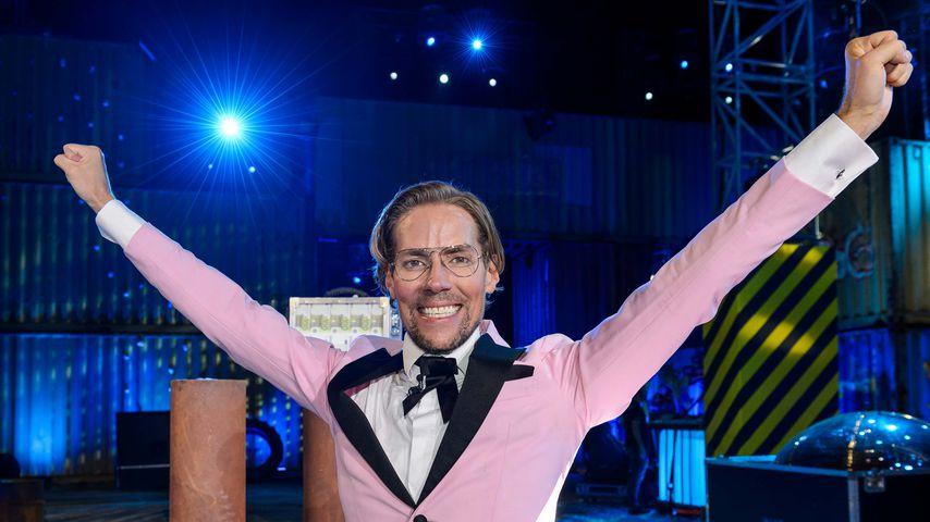 """Promi Big Brother""-Gewinner Jens Hilbert"