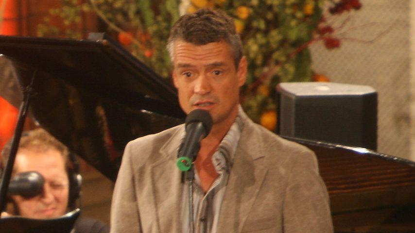 Jens Sembdner bei einem Auftritt in Hamburg