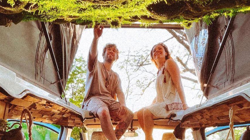Fast Hang runtergestürzt: Yvonne & Jeremys extremes Van-Life
