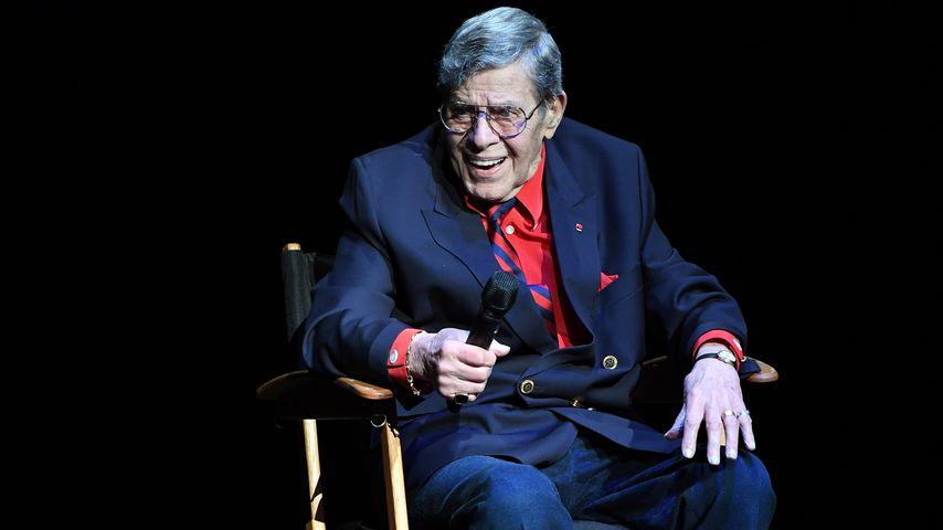 Sorge um Jerry Lewis (91): Komiker im Krankenhaus!