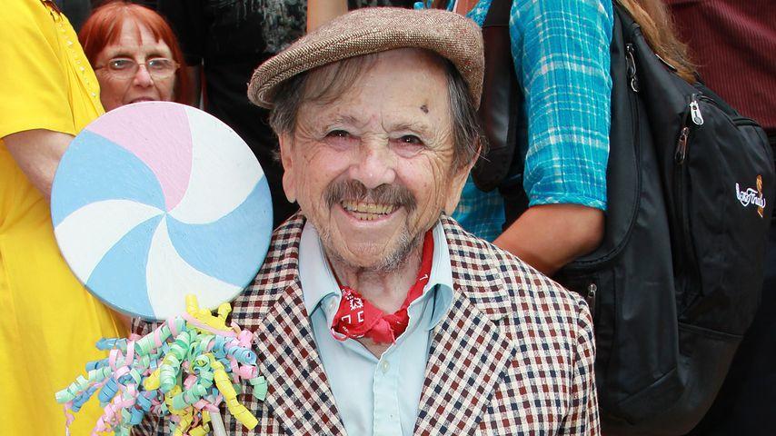 """""""Zauberer von Oz""""-Munchkin: Jerry Maren stirbt mit 98 Jahren"""
