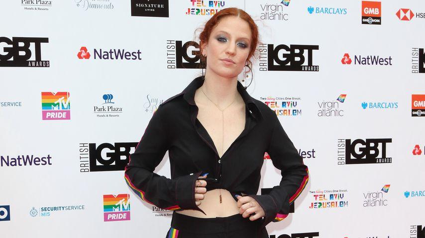 Jess Glynne bei den LGBT Awards in London
