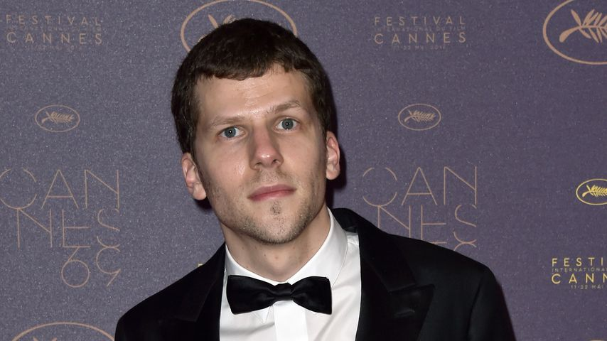 Jesse Eisenberg in Cannes