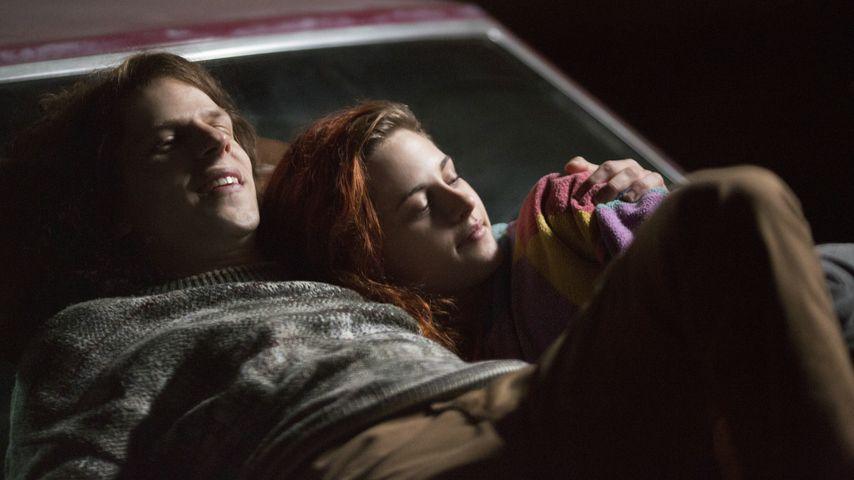 Kristen Stewart und Jesse Eisenberg