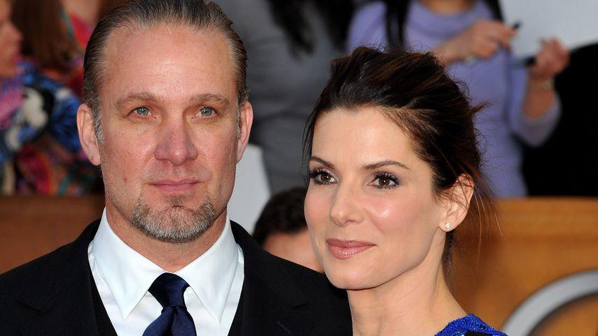 Arme Sandra Bullock! Ex Jesse James hetzt fies gegen Frauen
