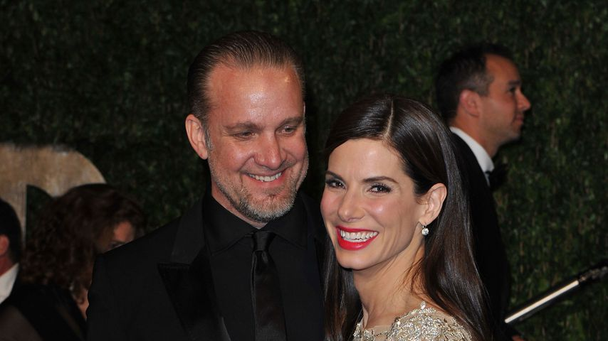 Jesse James und Sandra Bullock im März 2010