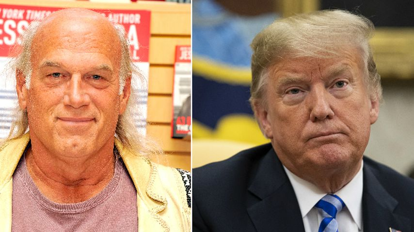 """""""Hat keine Chance"""": Ex-Wrestler will gegen Trump antreten!"""