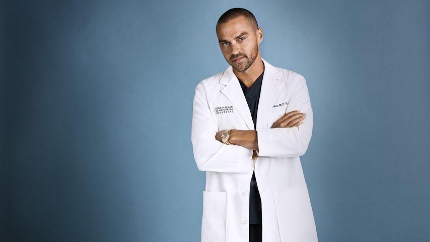 """Jesse Williams als Dr. Jackson Avery aus """"Grey's Anatomy"""""""
