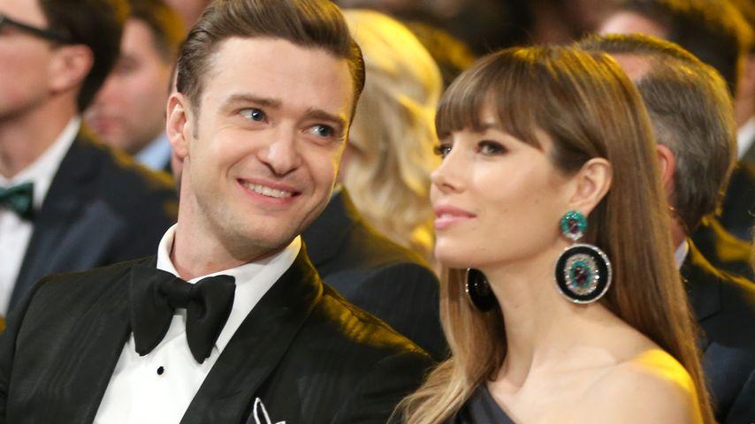 Ungewöhnlich, aber schön! So heißt das Timberlake-Baby