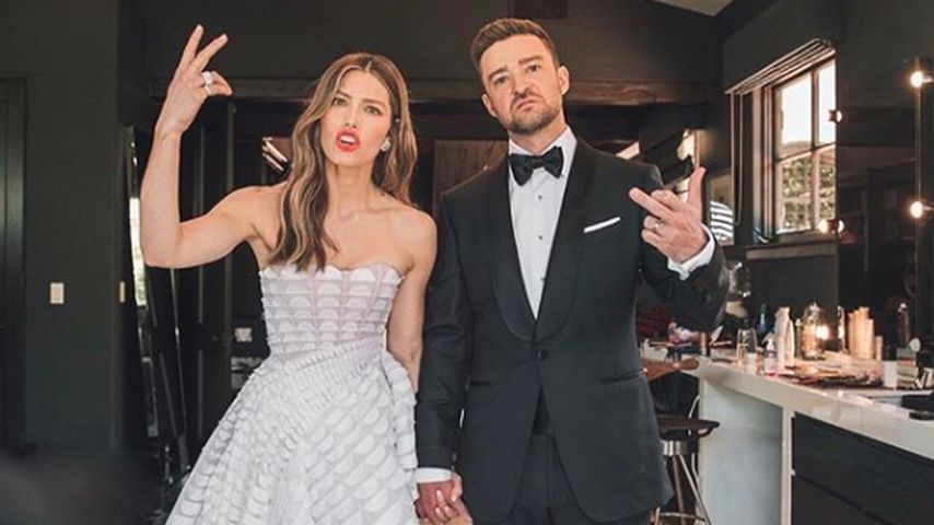 In Beziehung mit Jessica: Justin Timberlake datete andere!