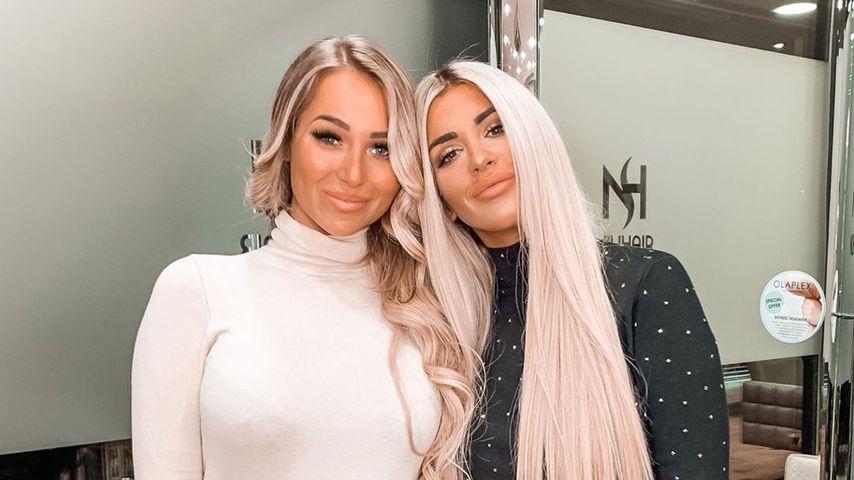 Jessica Fiorini und Dijana Cvijetic