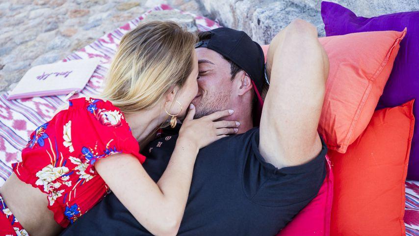 "Jessica Fiorini und Sebastian Kögl, ""Love Island""-Kandidaten 2018"