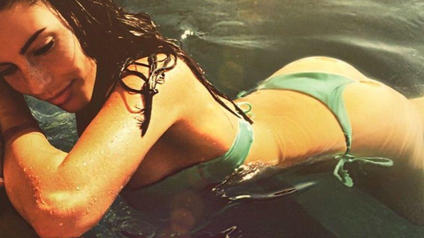 Bikini-Bombe: Jessica Lowndes zeigt sexy Einblicke