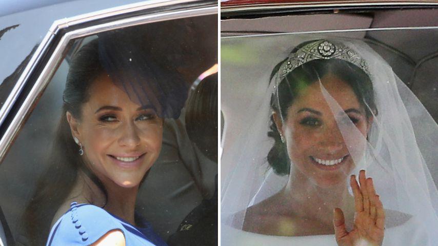 Meghans BFF Jessica Mulroney: Stahl sie der Braut die Show?