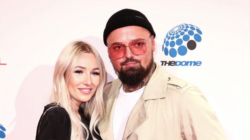 """Jessica Neufeld und Niklas Schröder bei """"The Dome"""" 2018"""