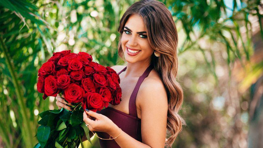 Die 1. Bachelorette-Bilder! Jessica Paszka im Rosen-Fieber
