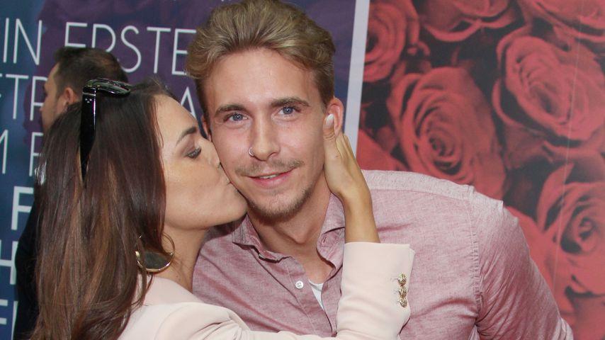 Bromance: David Friedrich kuschelt Jessi auf Insta fremd!