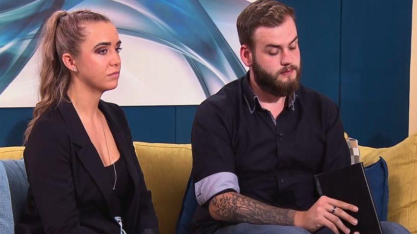 """Jessica und Marc von """"Hochzeit auf den ersten Blick"""""""
