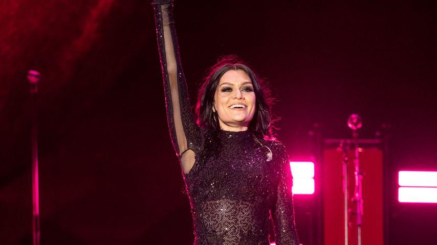 Jessie J bei einem Auftritt bei Rock in Rio
