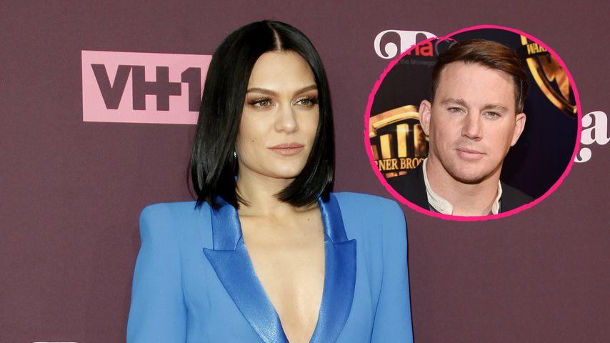 """""""Verzögerte Emotionen"""": Spricht Jessie J hier über Channing?"""