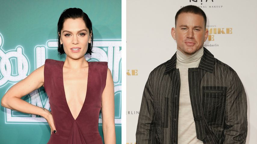 Trotz Trennung: Jessie J gratulierte Channing Tatum zum 40.