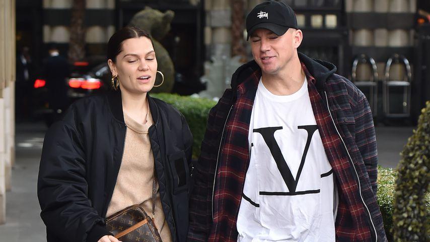 Jessie J und Channing Tatum, März 2019