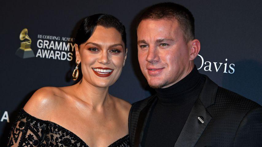 Jessie J und Channing Tatum bei einem Pre-Grammy-Dinner in Beverly Hills im Januar 2020