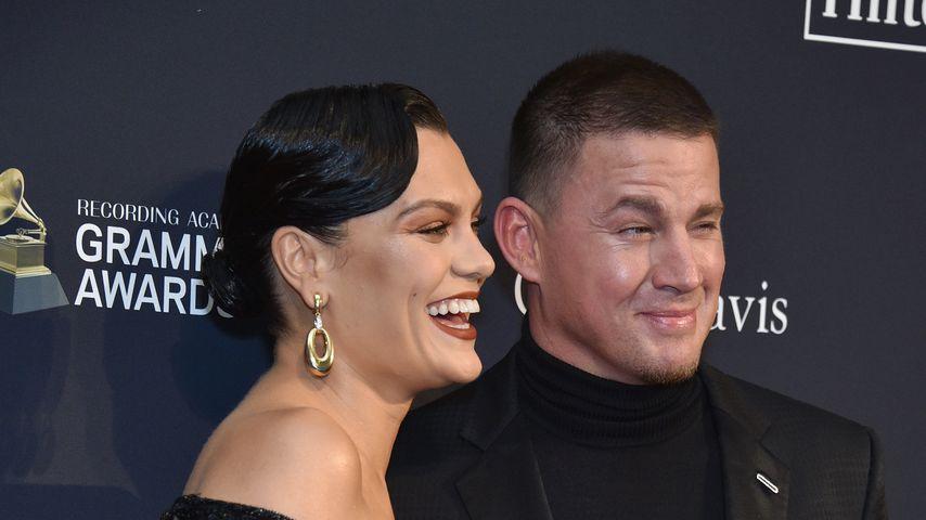 Jessie J und Channing Tatum, Januar 2020
