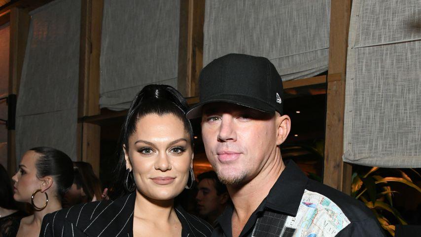 Jessie J und Channing Tatum im Januar 2020